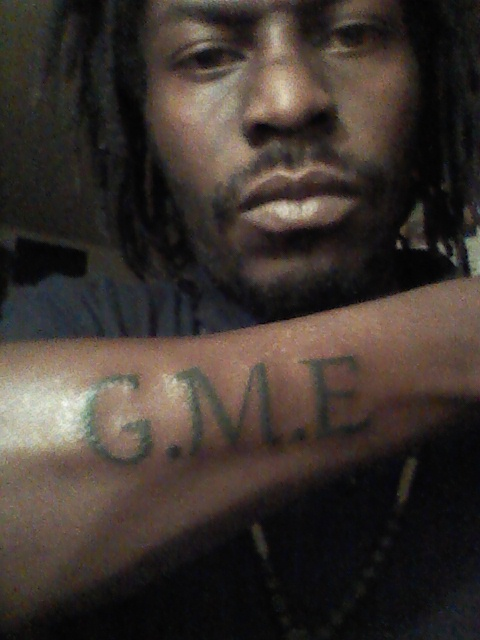 official G.M.E Tattoo