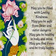 May you find Peace and be truly happy
