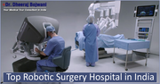 Robotic Spine Surgery at best robotic spine surgery hospital in India