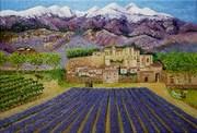 paysage de haute provence