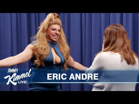 Watch Eric Andre Prank Beyonce Fans in a Jimmy Kimmel Live Skit