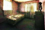 Bedroom Abandoned