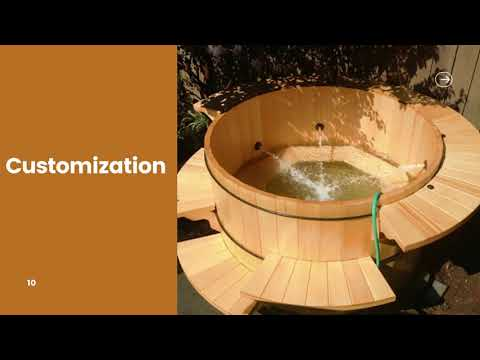Top 5 Factors to consider before getting home a wooden hot tub