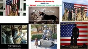 K9 Military Dog Veterans Day