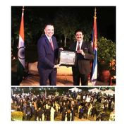 ICMEI Honored Serbian Ambassador on National Day