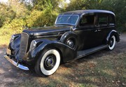 1937 Lincoln Limousine V12 - body by Willoughby