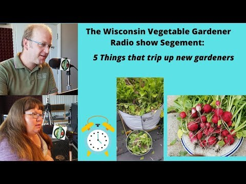Segment 2 from S4E1 5 Things that trip up all gardeners - Garden tall Radio