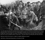 Hitler on Capitalism in Democracies