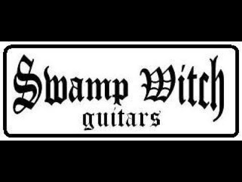 Swamp witch guitar INDIA / father tribute theme