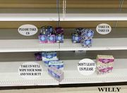 The sad story of Meijer's brand tissues