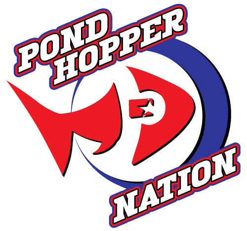 Club Pond Hopper Nation Logo