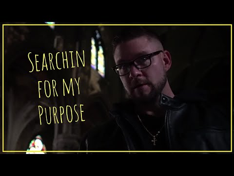 """NEW Christian Rap   Kevin Shabach - """"Searchin for my Purpose"""" Music Video [Christian Hip Hop]"""