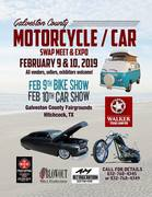 Galveston County Motorcycle & Car Swap Meet, & Expo -Hitchcock, TX