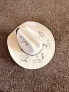 Cowboy Hat autographs