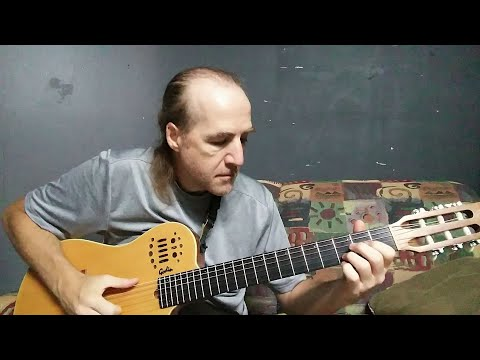 Close To You (Burt Bacharach / The Carpenters) - excerpt - [Fingerstyle Guitar Covers]
