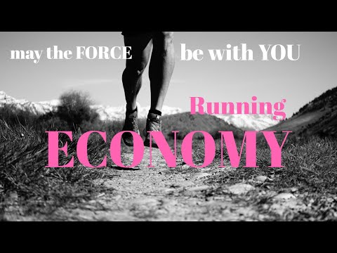 Running Economy: May the FORCE be with YOU