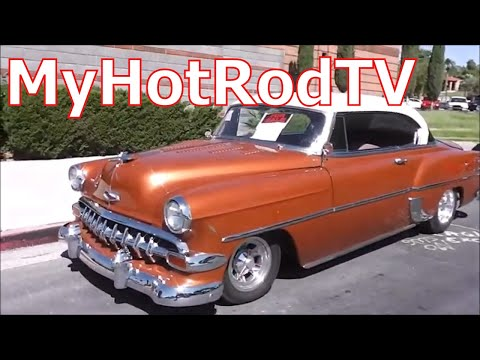 Seven Hot Rods For Sale