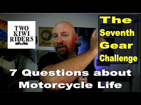 The Seventh Gear Challenge - Motorcycle Life - Lock Down