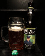 Staying calm, staying safe, staying home with Conways Irish ale. Coronavirus pandemic. 3-28-2020.