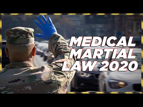 Medical Martial Law 2020