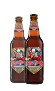 TROOPER is a Premium British Beer inspired by Iron Maiden and handcrafted at Robinsons Brewery.