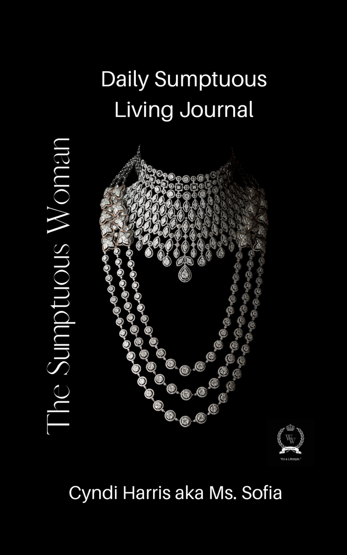 Wealthy Wife's Sumptuous Woman Daily Journal