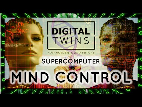A.I. Blockchain Digital DNA Mind Control through your Digital Twin in The Sentient World Simulation