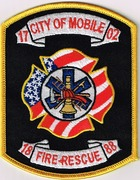 MOBILE FIRE DEPARTMENT- MOBILE, AL(MOBILE COUNTY)