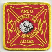 ARCO PRUDHOE BAY FIRE DEPARTMENT- PRUDHOE BAY, AK(NORTH SLOPE BOROUGH)