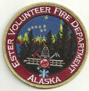 ESTER FIRE DEPARTMENT- ESTER, AK(FAIRBANKS NORTH STAR BOROUGH)