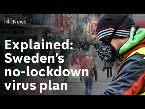 Explained: Sweden's no-lockdown approach to coronavirus