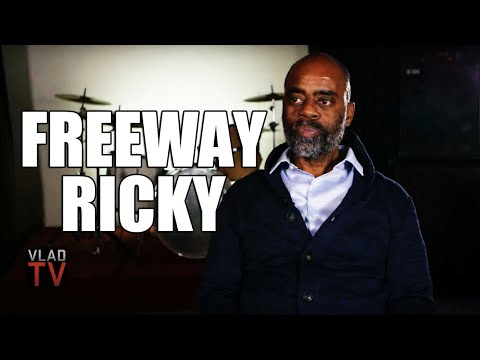 LA Drug Boss Freeway Ricky on Touching Billions of Dollars, Counting $3.2M at One Time