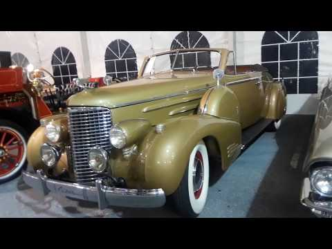 1938 Cadillac V16 Coupe Converted To Convertible At the 2018 RM Sotheby's, Hershey