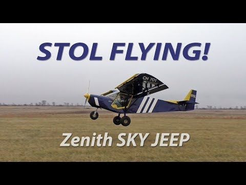 STOL Flying - techniques and tips [full version]
