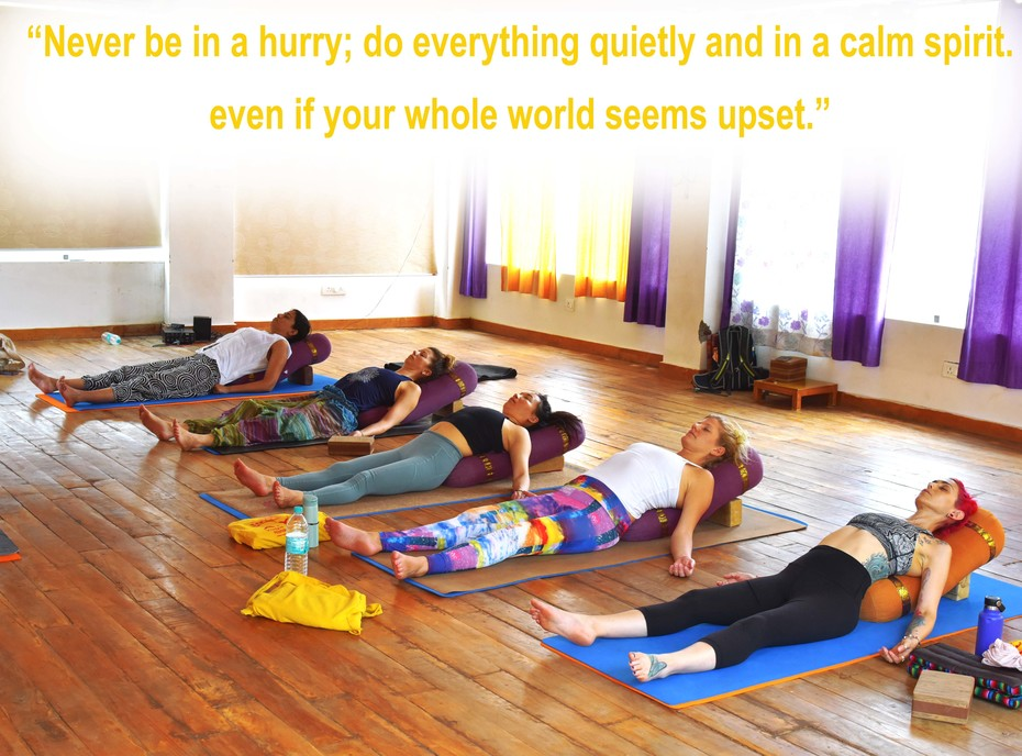Start your Fresh morning with Yoga