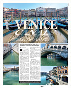VENICE CANALS/DAILY NEWS