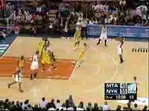 Jamal Crawford Knicks Mix