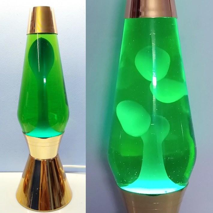Green Astro bottle