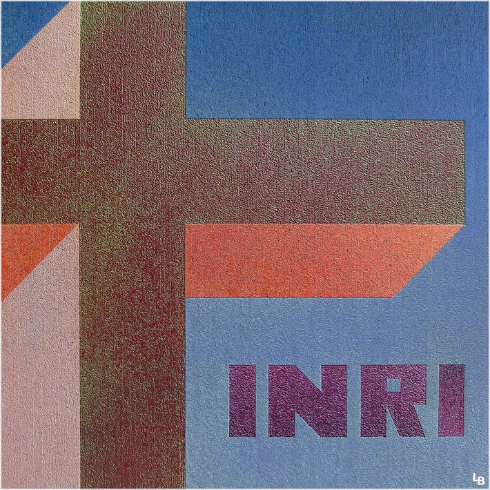 Conflitto.90. The cross