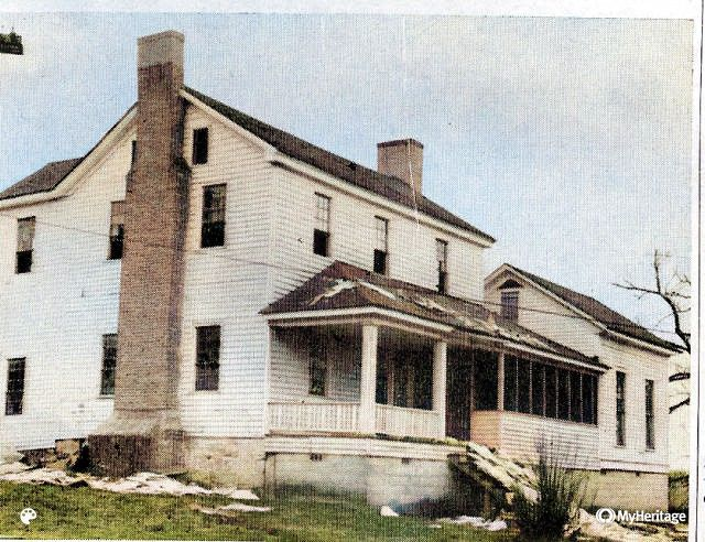 High Shoals boarding house