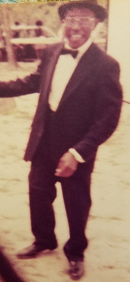 Rev. Allen Thomas  AKA Papa