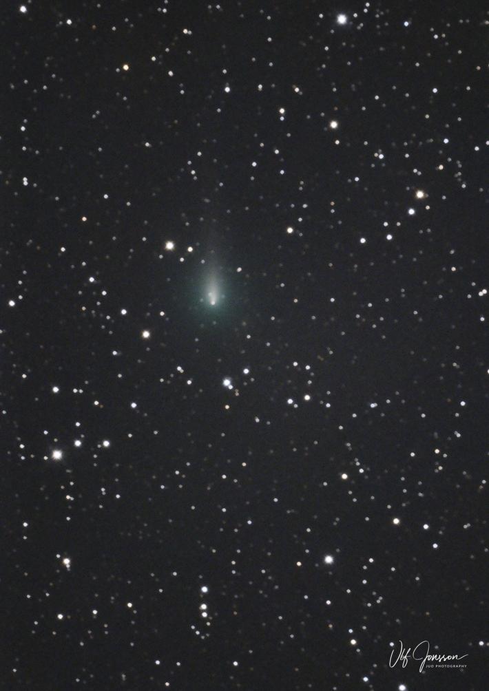 Comet Y4 (ATLAS) igen