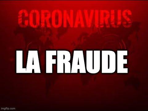 #COVID19: La FRAUDE STATISTIQUE confirmée.