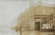 Phillip Lane at Junction with Handsworth Road, c1905