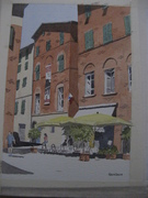Puccini's Birthplace, Lucca
