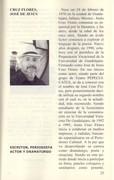 Jesús Cruz Flores. Diccionario los nuevos veintes 2020