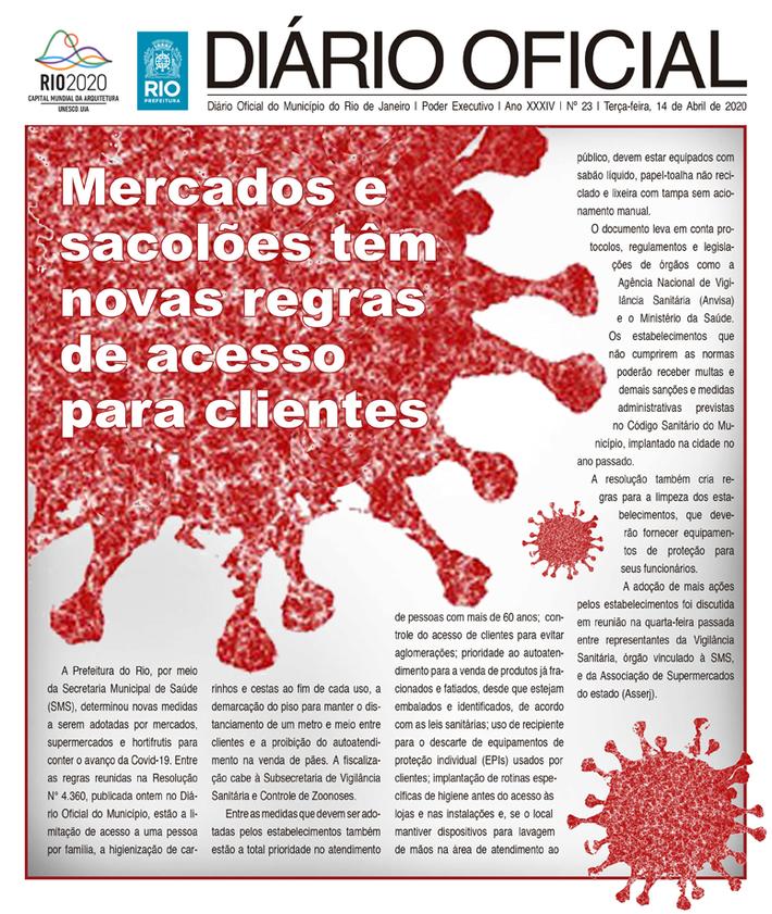 Capa Diário Oficial_14_04_2020