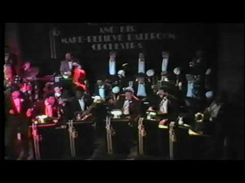 George Gee Swing Orchestra at Graffiti Showcase in Pittsburgh, PA 4/7/88