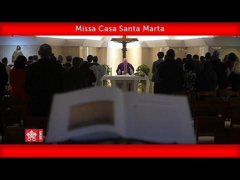 Santa Marta, 26 maio 2020, Papa Francisco