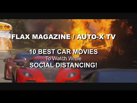 10 BEST CAR MOVIES TO WATCH WHILE SOCIAL DISTANCING